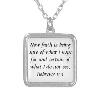 halsband för uppmuntran för 11:1 för bibelverseheb