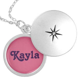 Halsband Kayla
