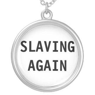 Halsband som igen slavar
