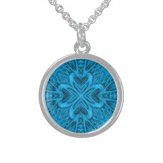 Halsbandet för deppighet   Kaleidoscopesterling Sterling Silver Halsband