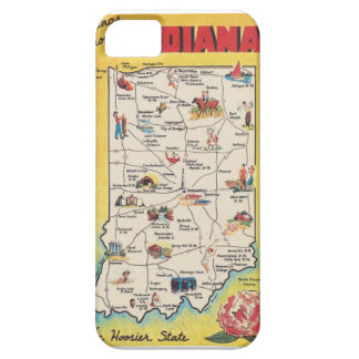 Hälsning från det Indiana vintageIphone 5 fodral iPhone 5 Case-Mate Skal