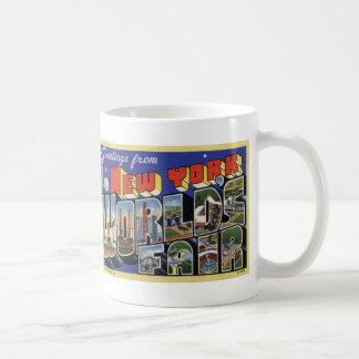 Hälsningar från den New York världens Mässa (den Kaffemugg