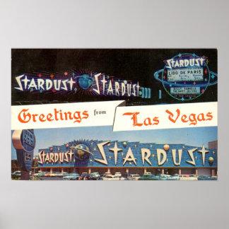Hälsningar från Las Vegas Poster