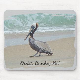 Hälsningar från yttre banker OBX NC Musmatta
