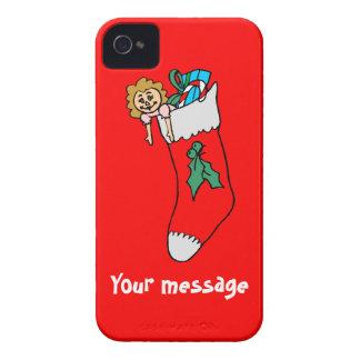 Hälsningar med strumpan, tillfogar precis ditt iPhone 4 Case-Mate fodraler