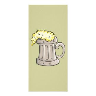 halv-av-öl-vektor personliga rack kort