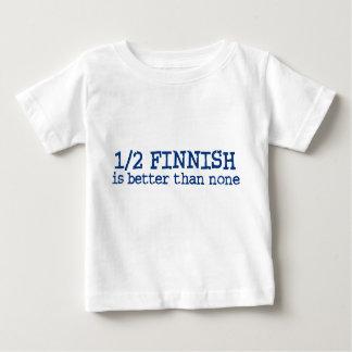 Halv finska tröja
