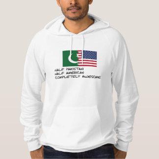 Halv för pakistanier fantastisk fullständigt sweatshirt