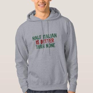Halv italienare munkjacka