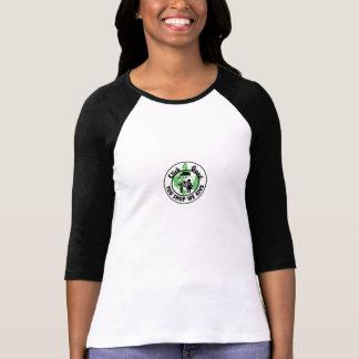 Halv sleeve för Click4Good®-damer T-shirt