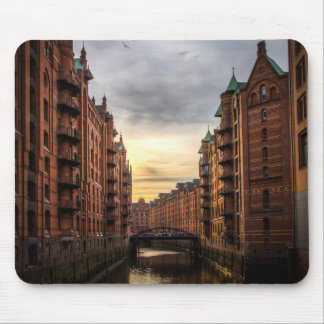 Hamburg Tyskland Mus Matta