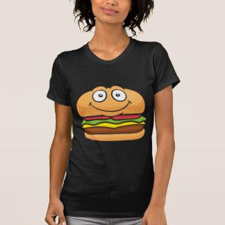 Hamburgare Emoji T Shirt