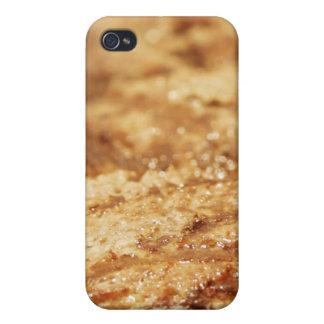 Hamburgare på grilla iPhone 4 cases