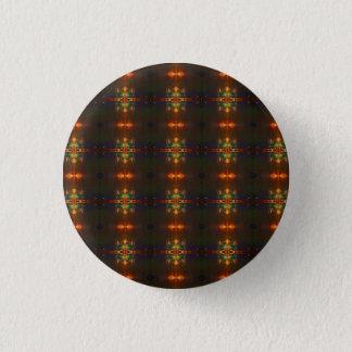 HAMbWG - knäppas - bärnstensfärgat ljus Mini Knapp Rund 3.2 Cm