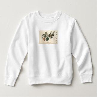 HAMbWG småbarnCukoo fåglar - ulltröja T-shirt