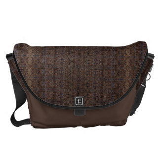 HAMbyWG - messenger bag - Boho brunt