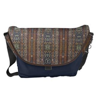 HAMbyWG - messenger bag - vintage och blått