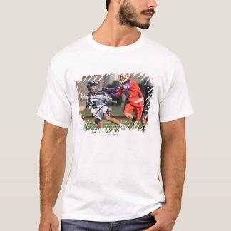 HAMILTON KANADA - JULI 16:  Justin smed #2 2 Tshirts