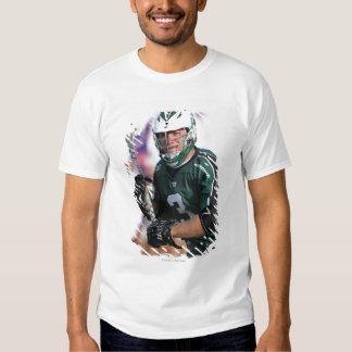 HAMILTON KANADA - JULY1:  Adam Rand #3 3 T-shirts