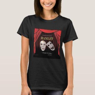 """Hamlet: """"lek sak… """", tee shirt"""