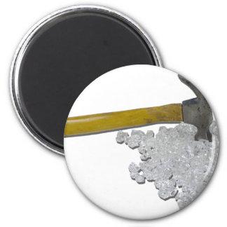 HammerBrokenGlass100711 Magnet