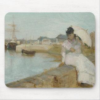 Hamnen på Lorient, 1869 (olja på kanfas) Musmatta