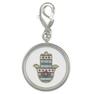 HAMSA räcker av den Fatima symbolamuletten, stam- Charm