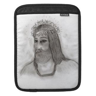 Han går med mig sleeve för iPads