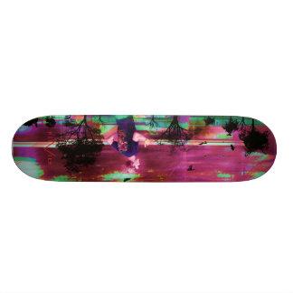 Han gick var?! mini skateboard bräda 18,5 cm
