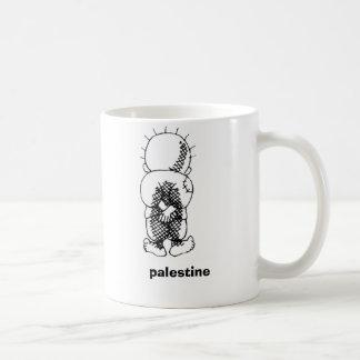 handalah palestine kaffemugg