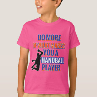 HANDBOLLDESIGN TEE SHIRTS