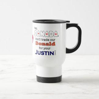 Handel Donald för den Justin travel mug Resemugg