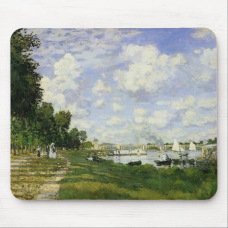 Handfatet på Argenteuil - Claude Monet Musmatta