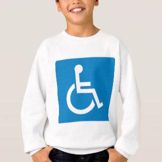 HandikappAccessibilityhuvudvägen undertecknar Tshirts