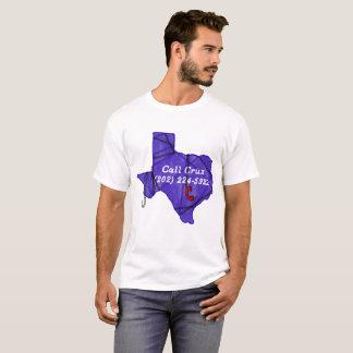 Handlag din Texas Senator Tee Shirts