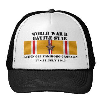 Handling av den Vanikoro kampanjen Baseball Hat