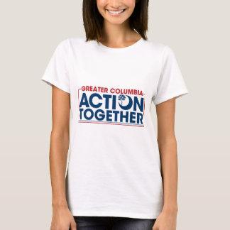 Handling tillsammans tshirts