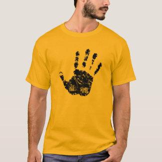 Handprint T-tröja! Tee Shirt