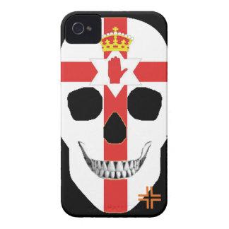 HANDSKULL nordliga - ireland - IPhone 4 knappt där iPhone 4 Skal