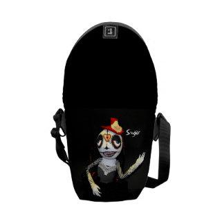 Handväska för budbärare för day of the messenger bag