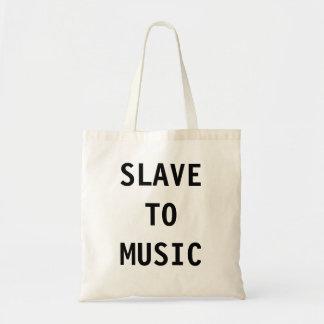 Hänga lös SlaveTo musik Budget Tygkasse