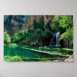 Hängande sjö, Colorado Affischer