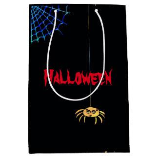 Hängande spindel Halloween