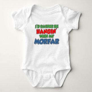 Hänger ganska med Morfar Tee Shirt