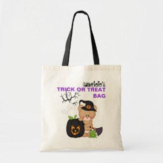 Hänger lös den beställnings- Halloween för Tygkasse