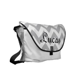 Hänger lös den moderna blöjan för grå färg- och vi kurir väskor