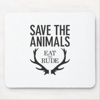 Hannibal Lecter - äta det ohyfsat (spara djuren), Musmatta