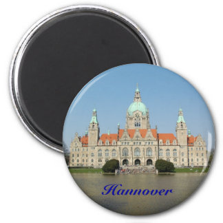 Hannover Magnet Rund 5.7 Cm