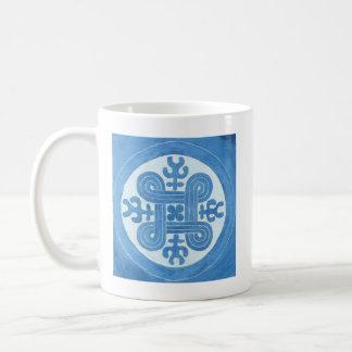 Hannunvaakuna - forntida finlandssvenskt symbol kaffemugg