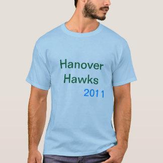 Hanover hökar t shirt